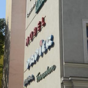 Schriftzugwand Kleine Sperlgasse Wien (5)